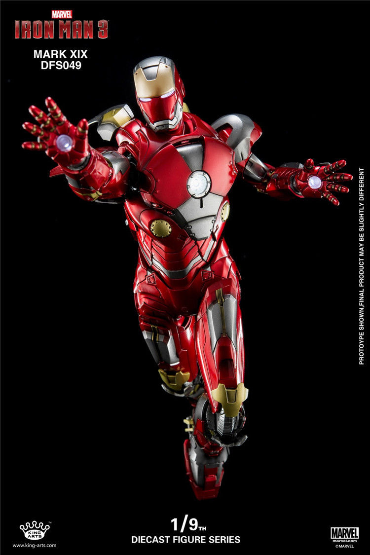 "FS049 Iron Man Mark 19 ""Tiger"""